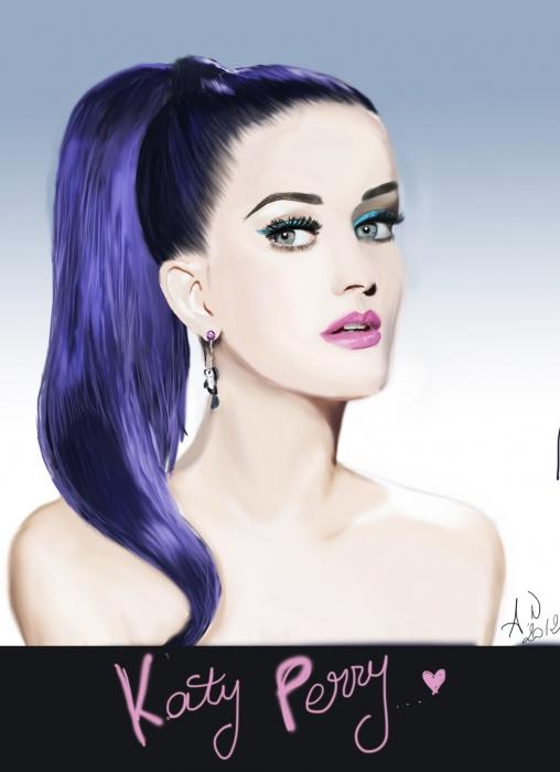 Katy Perry by x--m0n-art--x